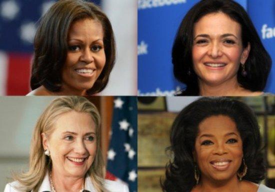 全球最有影响力女性教你8个领导力法则