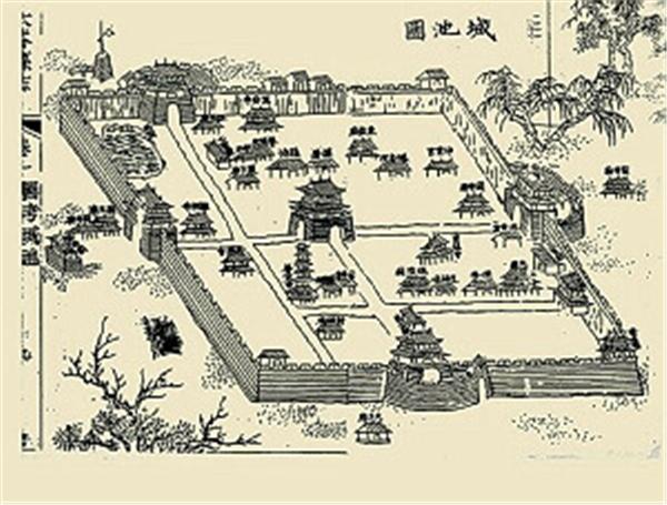 太谷古建筑保护